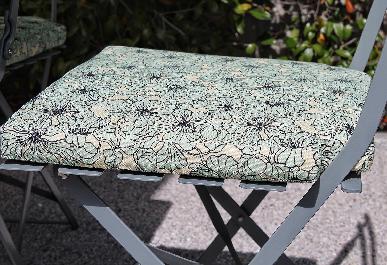 Cuscino personalizzato per sedia da giardino