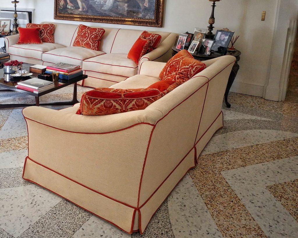Un divano classico
